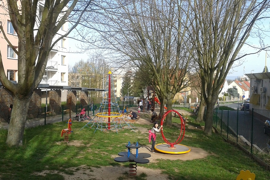 Dětské hřiště - Havířská stezka (3)