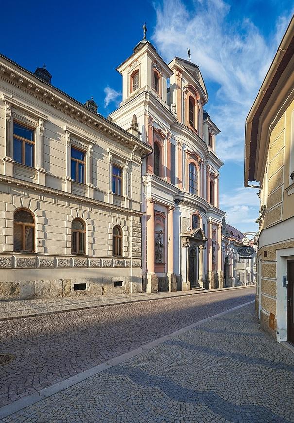 Kostel sv. Jana Nepomuckého (© Jiří Coubal)