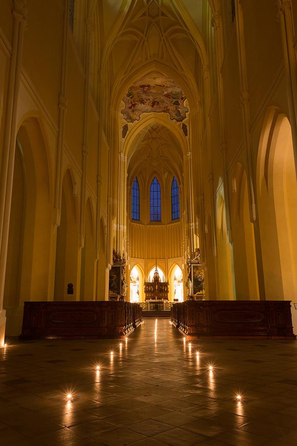 Katedrála Nanebevzetí Panny Marie a sv. Jana Křtitele (© František Renza)