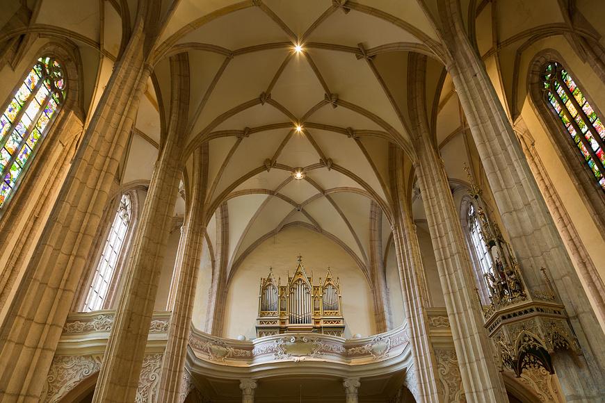 Kostel Matky Boží Na Náměti (© František Renza)
