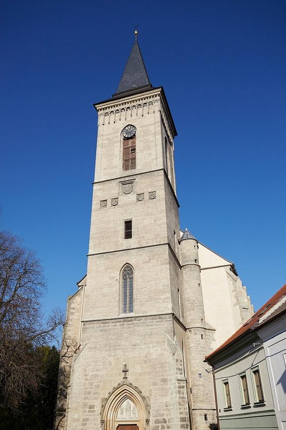 Kostel Matky Boží Na Náměti (© Jiří Coubal)