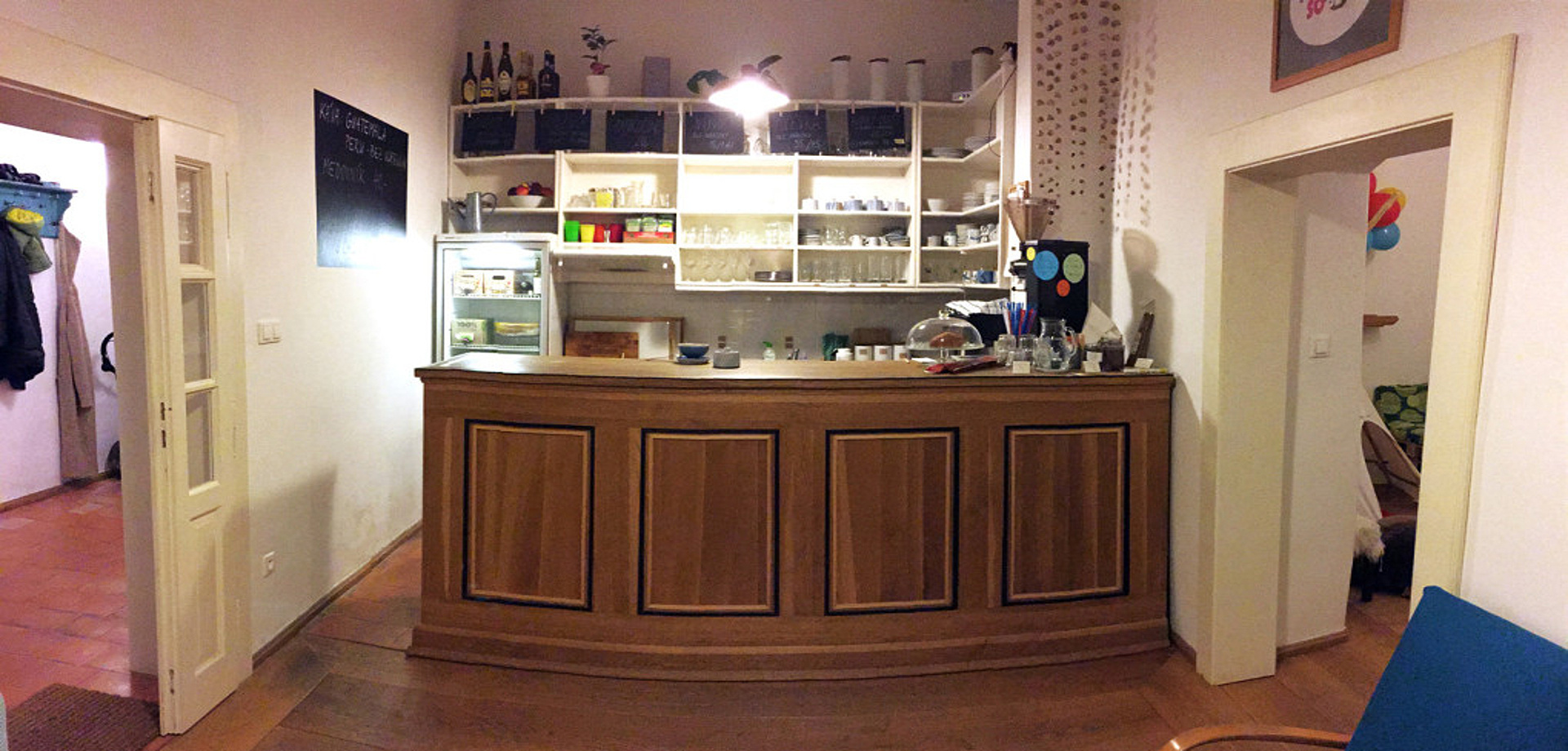 Kavárna Matky sobě