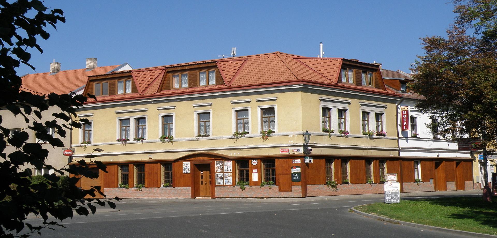 Hotel Kréta (1)