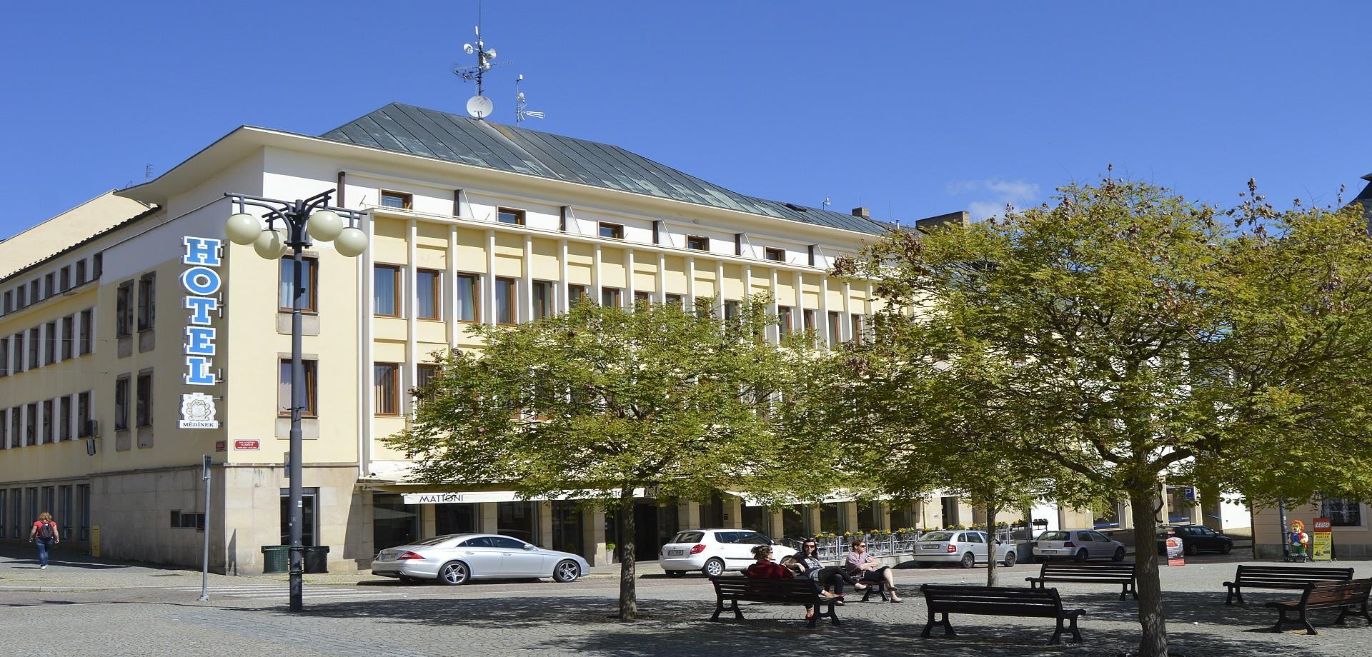 Hotel Mědínek (1)