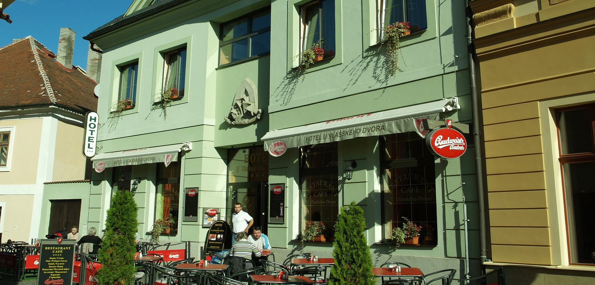 Hotel U Vlašského dvora (1)