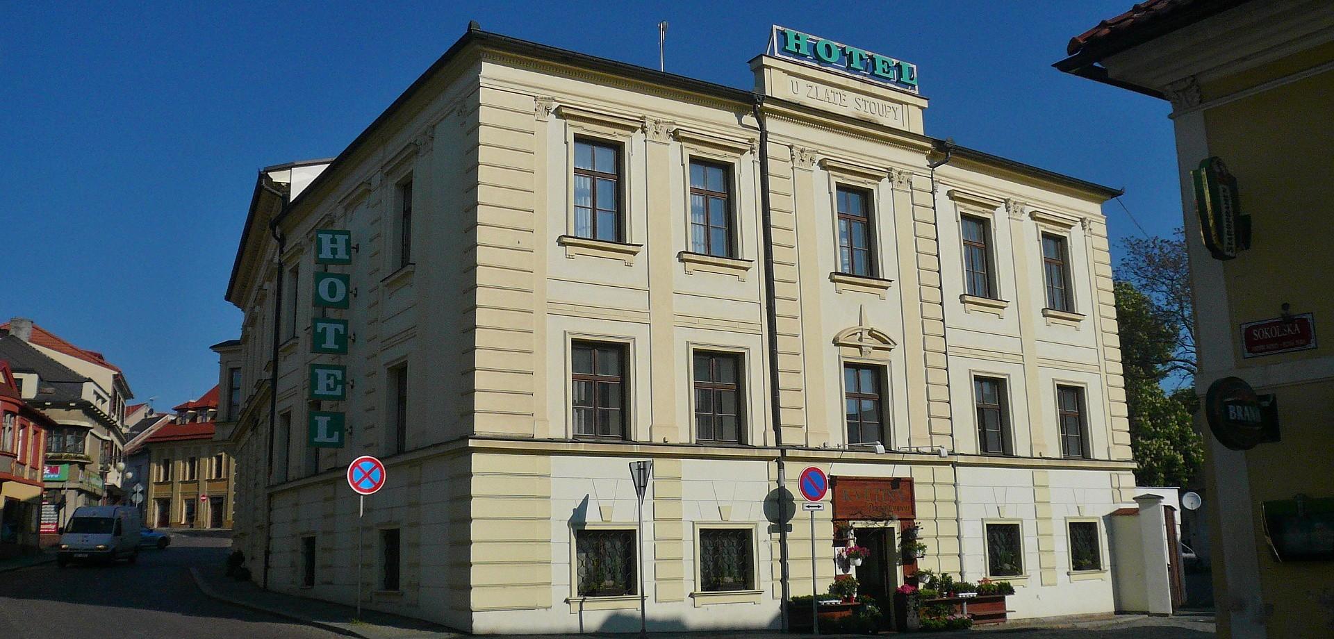 Hotel Zlatá Stoupa (1)