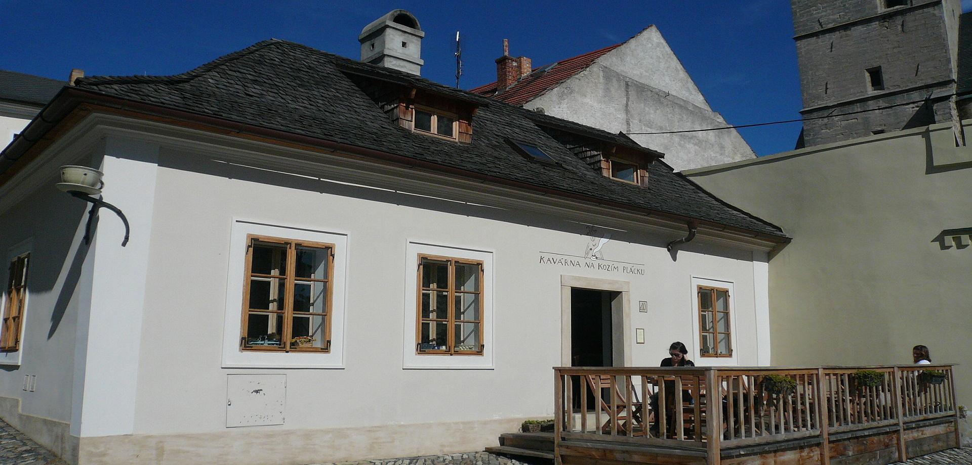 Penzion Kavárna na Kozím plácku (1)