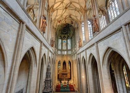 Chrám sv. Barbory (© František Renza)