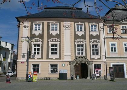 Informační centrum - Sankturinovský dům