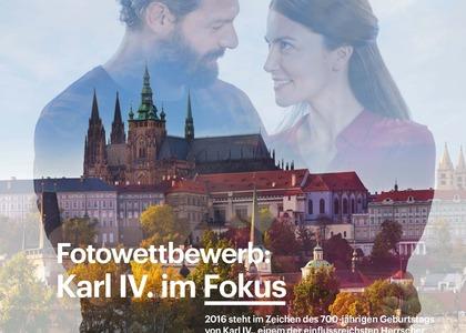 Fotowettbewerb: Karl IV. im Fokus