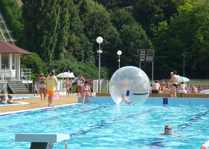 Kutná Hora swimming pool