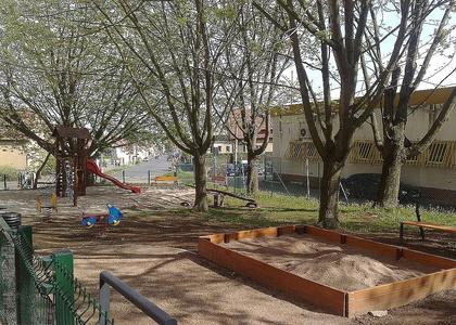 Dětské hřiště - Havířská stezka (1)