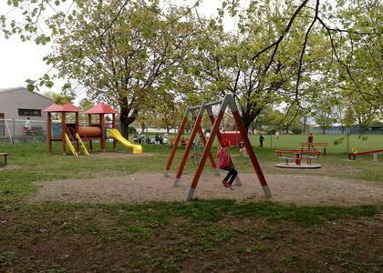 Dětské hřiště - Sedlec (1)