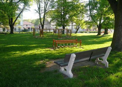 Dětské hřiště - Seifertovy sady (4)