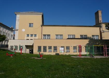 Venkovní posilovna v Sokolské ulici (1)