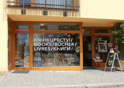 Knihkupectví a galerie Kosmas_foto Lenka Dytrychová
