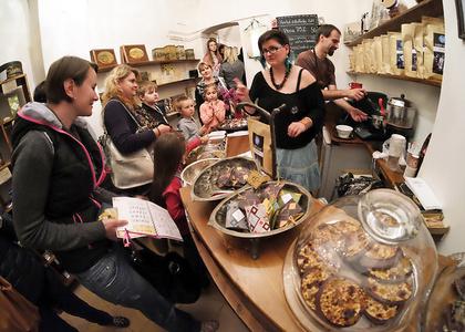Kutná Hora Chocolate Museum & Chocolaterie (© Jan Šmok)