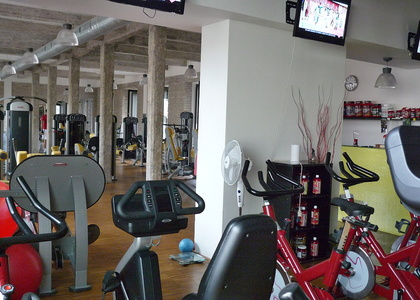 Wellness a fitness centrum Octárna