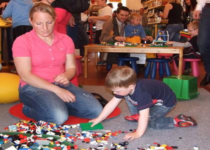 Muzeum kostek a obchod LEGO.JPG