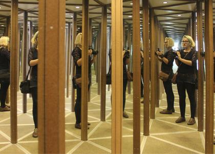 Zrcadlové bludiště