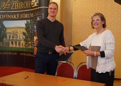 Podpis memoranda Praha 31 10 2017
