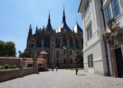 09_Barborská - Jezuitská kolej a chrám sv