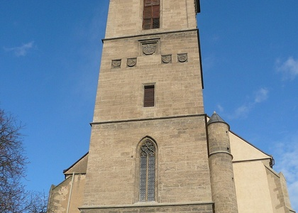 Kostel Matky Boží Na Náměti_Church of Our Lady Na Náměti