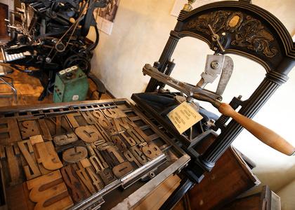 Muzeum knihtisku - KNIHTISKÁRNA (3)