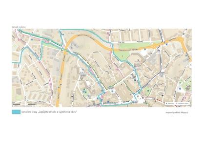 Detail město_Zapůjčte si kolo a vyjeďte na kávu