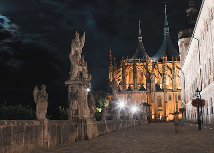 Kutná Hora in pictures