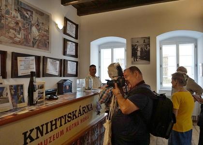 zajištění organizace press tripu pro novináře Czech Travel Press