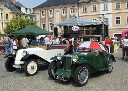 Veteran Rallye & srpnové hodování_archiv Město KH (1)