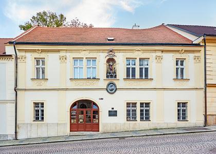 Tyl House (© Jiří Coubal)