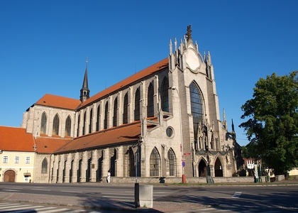 Cathedral of the Assumption of Our Lady and St. John the Baptist in Sedlec