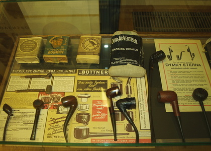 Tabacco museum - Philip Morris ČR s.r.o.