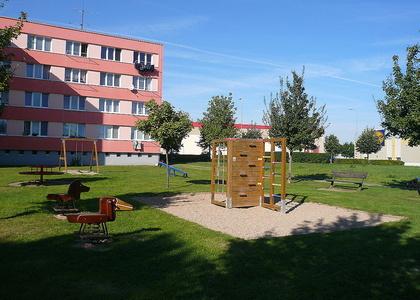 Dětské hřiště Ortevova ulice (1)